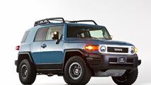 Toyota FJ Cruiser Trail Teams Ultimate Edition 05.11.2013