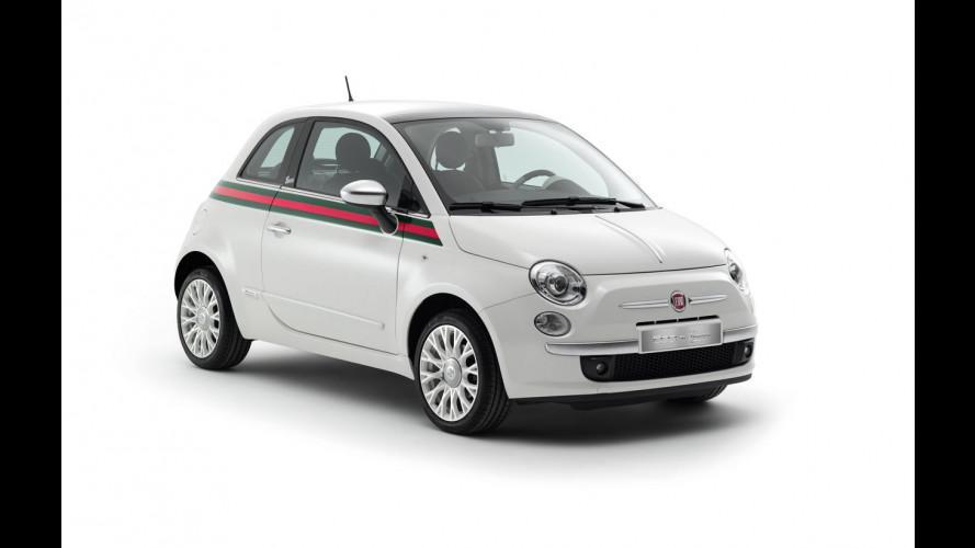 Fiat a Goodwood con la Mefistofele