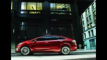 Ford Verve a Detroit