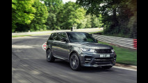 Range Rover Sport, ancora più cattiva