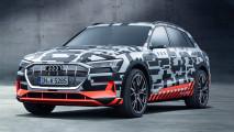 Audi e-tron Prototype 2018
