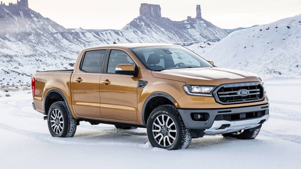 can you spot the hidden bigfoot in these 2019 ford ranger. Black Bedroom Furniture Sets. Home Design Ideas