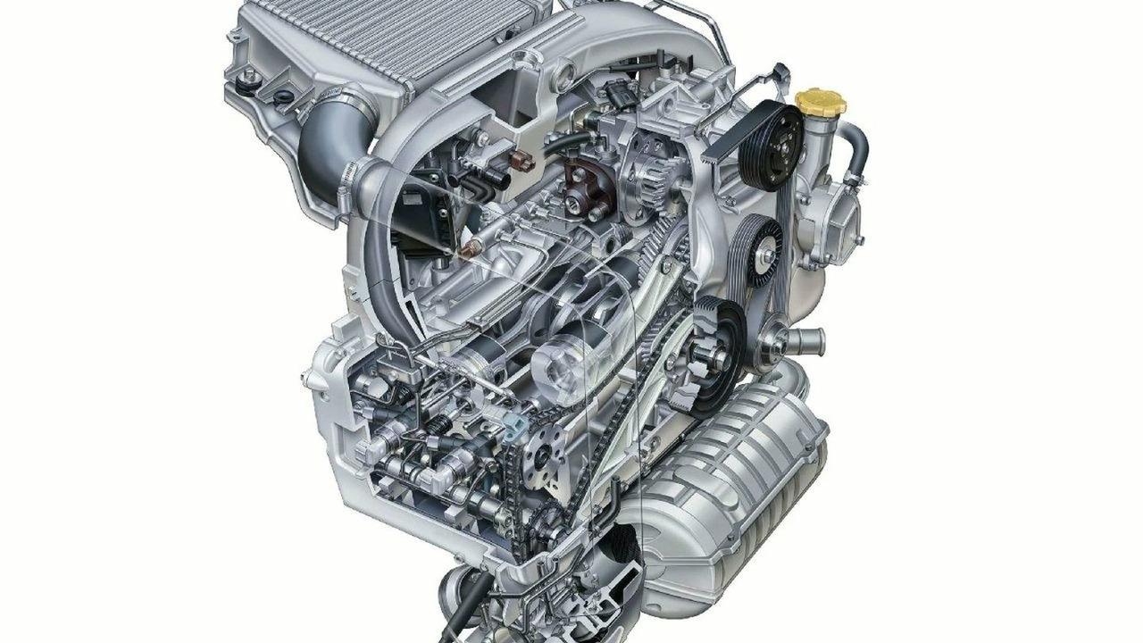 Subaru Boxer Diesel