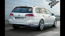 Volkswagen Golf R-Line Variant restyling