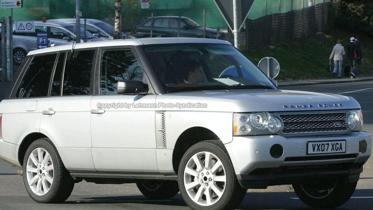 Spied New Supedup Range Rover Photo - Suped up