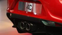 Alfa Romeo 4C 2016 Mondial de l'Automobile