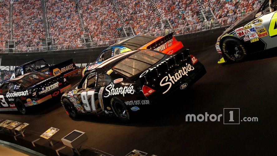 NASCAR Hall of Fame damaged during violent protests