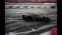 Lamborghini Ankonian Concept by Slavche Tanevski