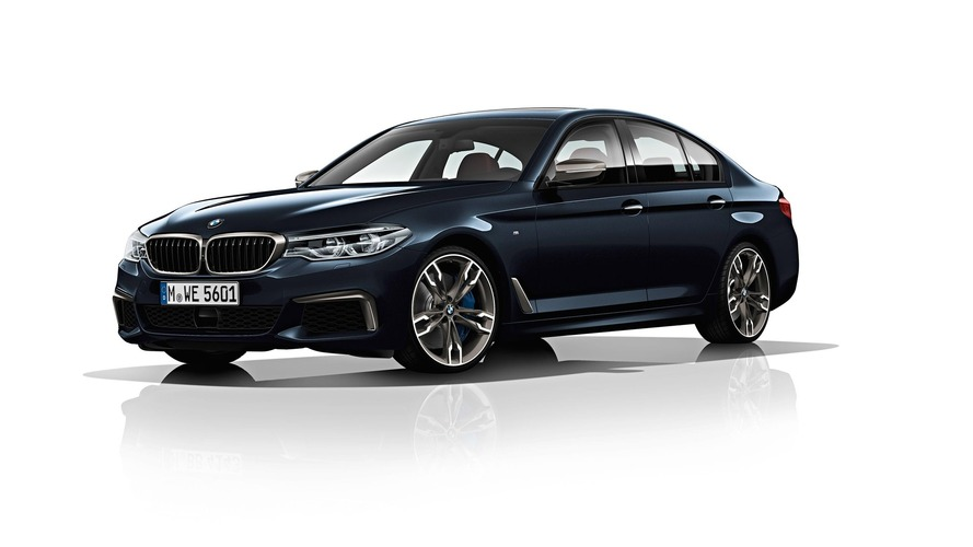 La nouvelle BMW M550i est plus performante que l'actuelle M5