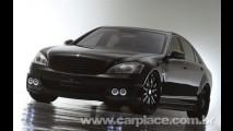 Preparação da Wald International deixa Mercedes-Benz Classe S mais agressivo