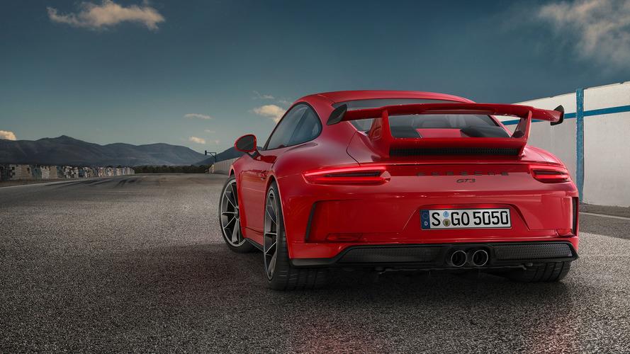 Le configurateur de la Porsche 911 GT3 est en ligne !