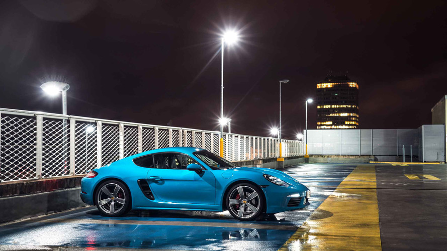 2016 Porsche 718 Cayman review