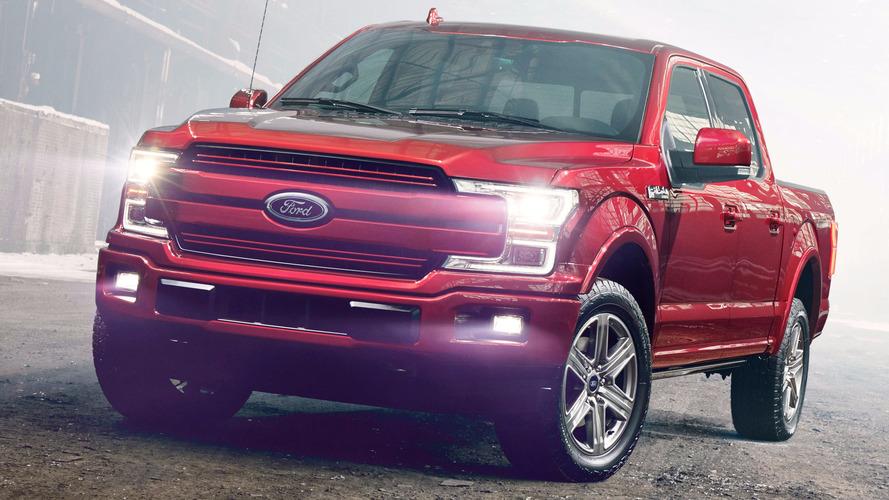 Ford, tamamen elektrikli F-150 modelini değerlendiriyor