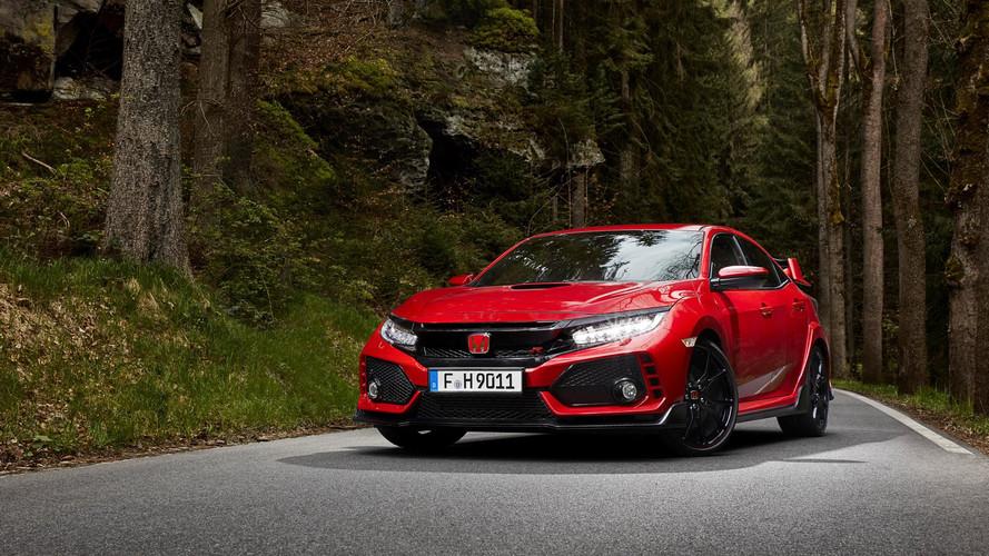 NHTSA dokümanı daha ucuz Honda Civic Type R'ı doğruluyor