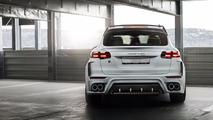 Porsche Cayenne Magnum Edition TechArt