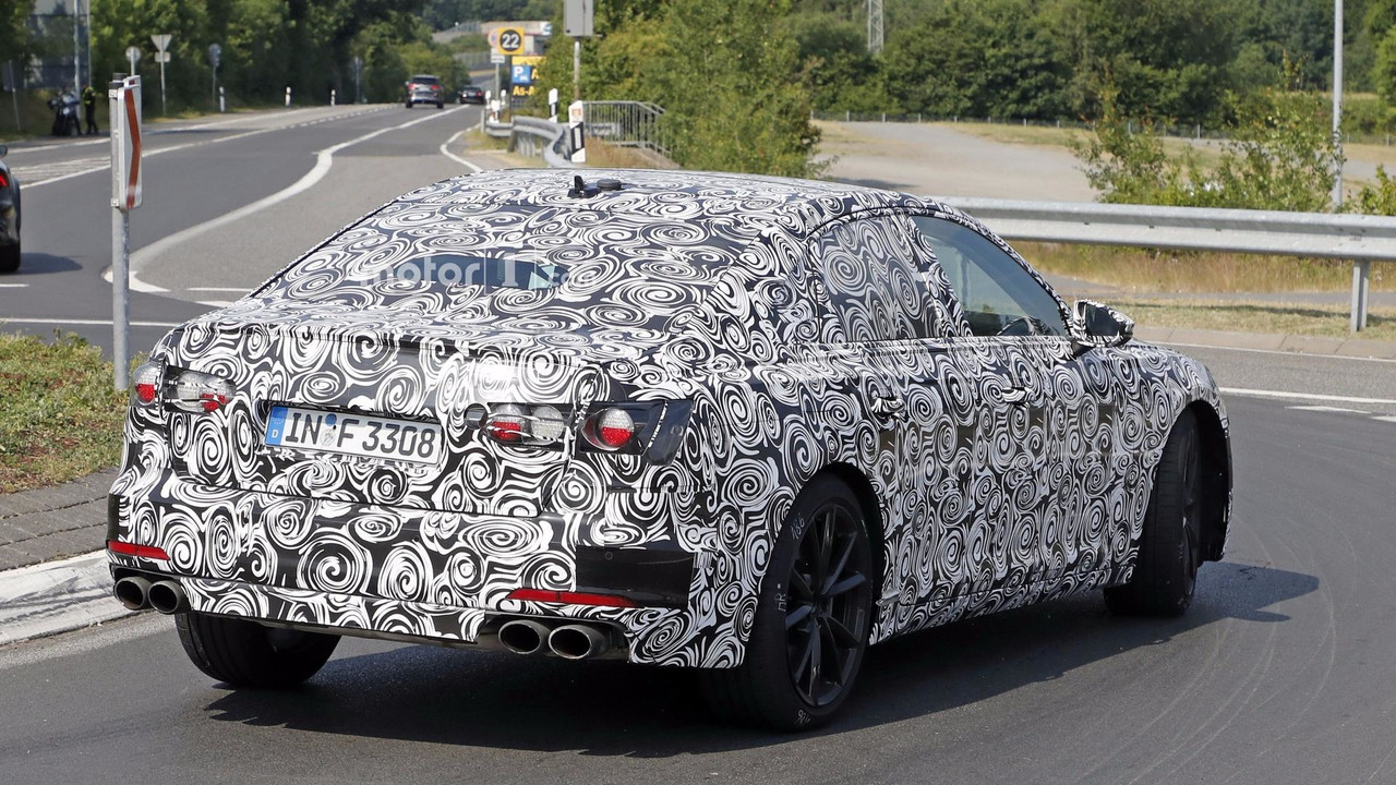 New Audi S6 Makes Spy Photo Debut At The Nurburgring