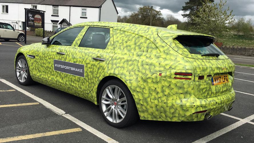 Jaguar XF Sportbrake 2017, el familiar que está al llegar