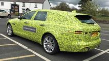 2017 Jaguar XF Sportbrake spied