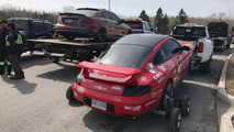 Exotic And Luxury Sports Cars Impounded For Street Racing