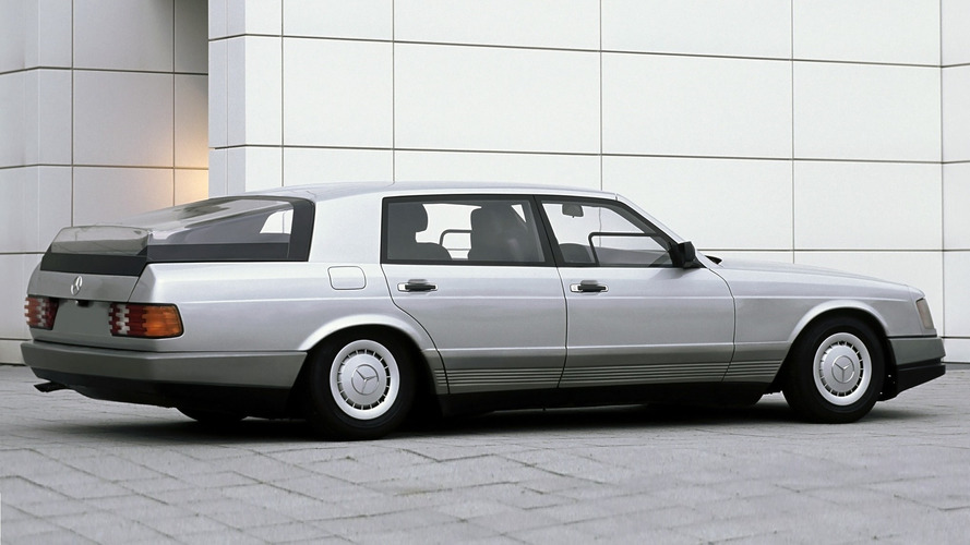 1981 Mercedes Auto 2000: Concept We Forgot