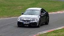BMW M2 CS testing