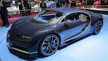 Bugatti Chiron 2017