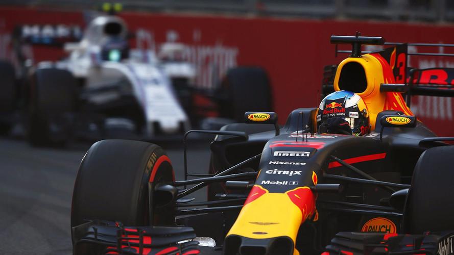 Fórmula 1 - Ricciardo herda vitória em GP maluco no Azerbaijão