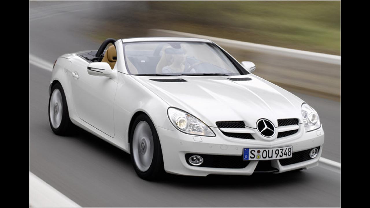 Mercedes SLK 300 7G-Tronic