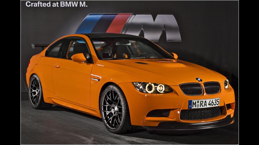 Leicht & lecker: BMW M3 GTS als Bolide für Piste und Straße