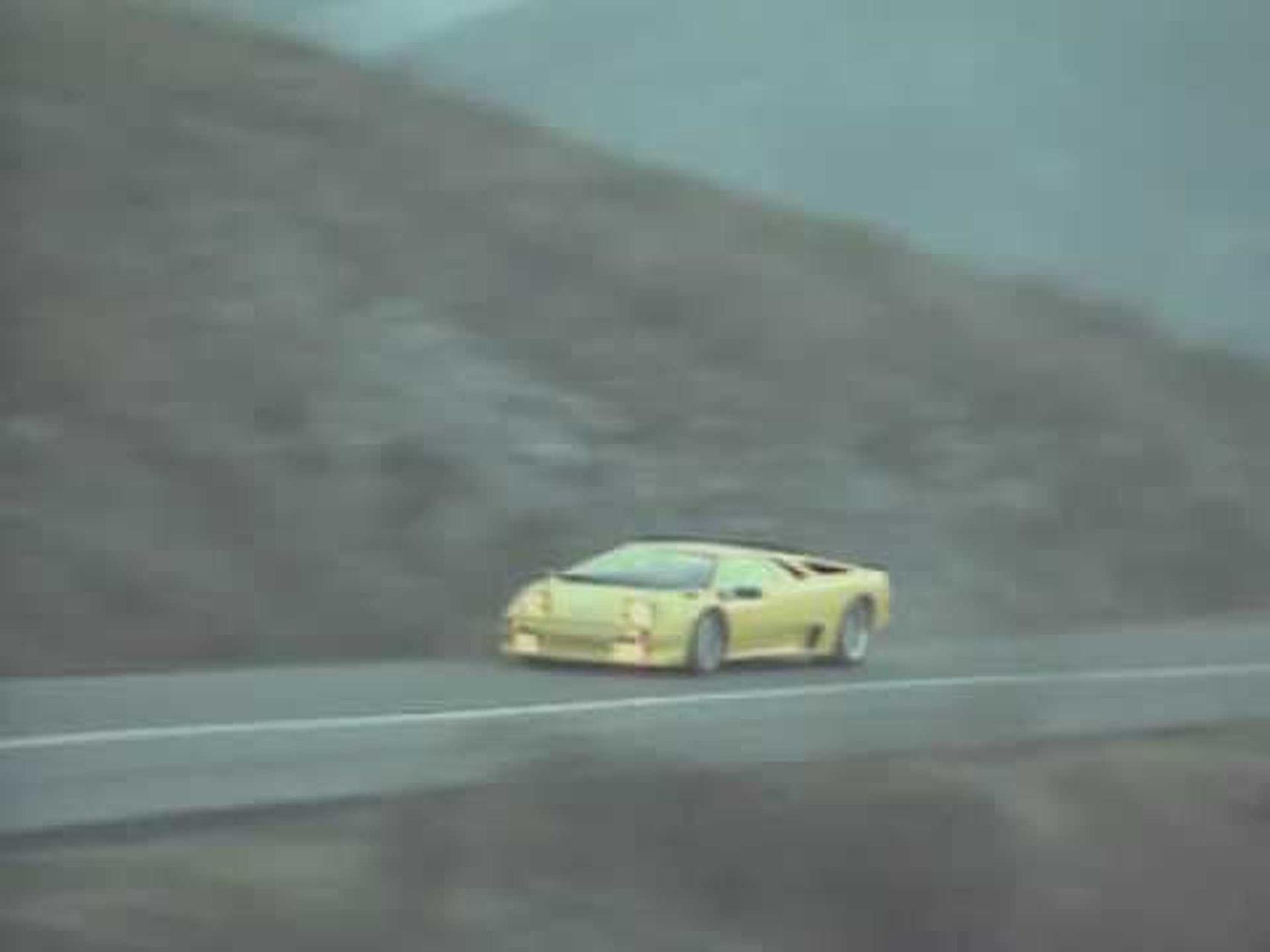 Supercars: Lamborghini Diablo