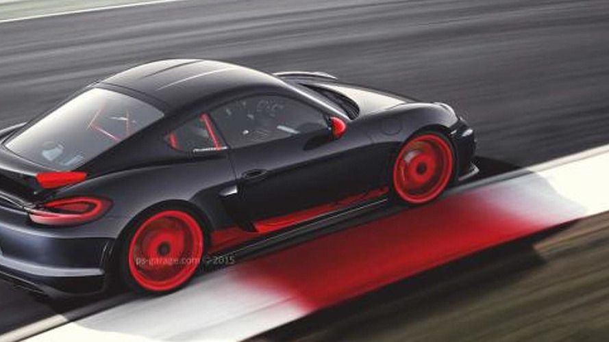 Porsche denies rumors of Cayman GT4 RS, but could eventually happen