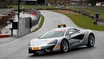 McLaren 570S Safety Car