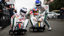 Aston Martin Racing Razor Crazy Cart