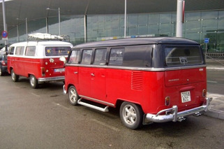 1965 Volkswagen T1 Bus Splitscreen is German Perfection: Your Ride