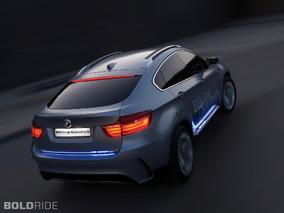BMW X6 ActiveHybrid Concept
