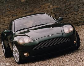 Aston Martin Project Vantage Concept