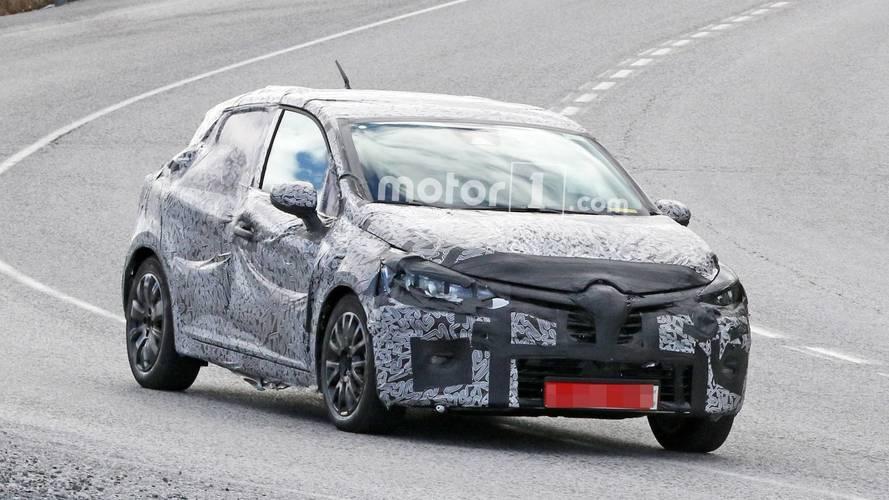 La future Renault Clio 5 fait sa première apparition