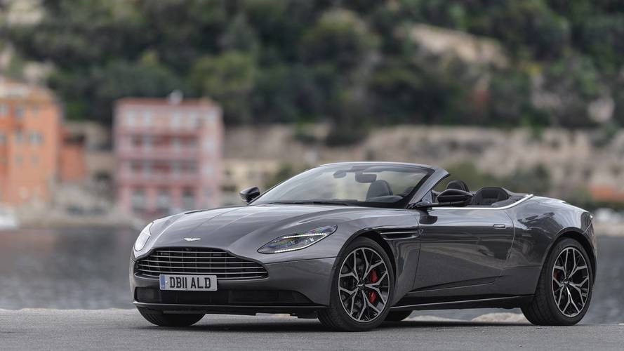 2019 Aston Martin DB11 Volante: First Drive
