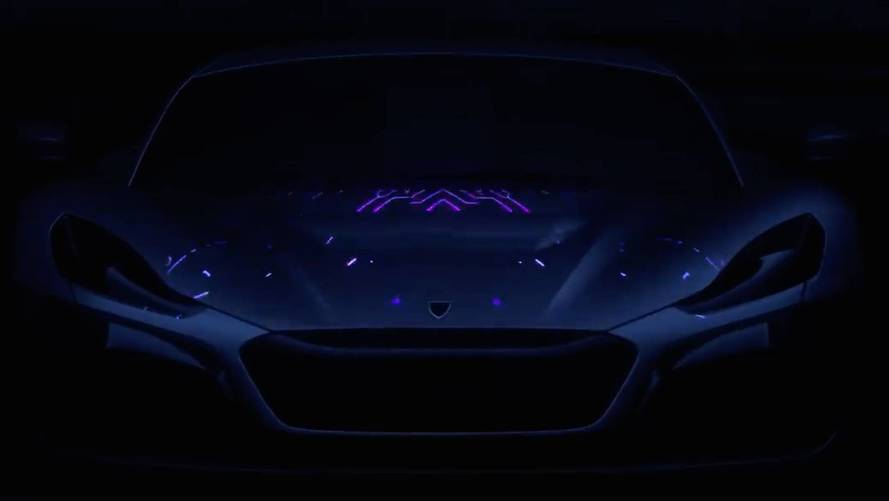 Rimac yeni elektrikli otomobilini bu sefer video ile sergiliyor