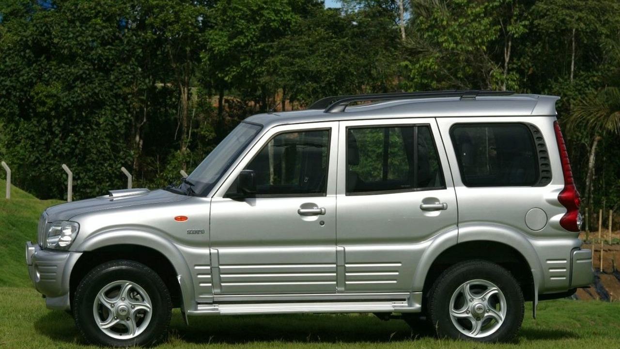 Mahindra Scorpio SUV