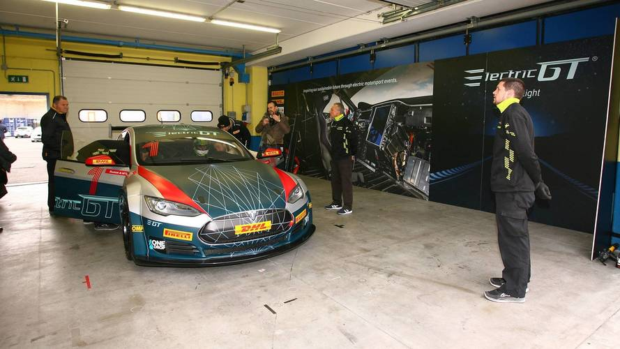 Electric GT (Tesla Racing Series) Now Officially Sanctioned By FIA