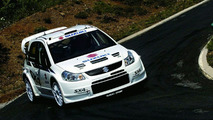 Suzuki SX4 ready to tackle Monte Carlo