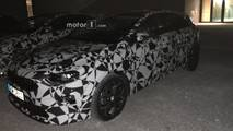 New Kia cee'd spied by Motor1.com reader