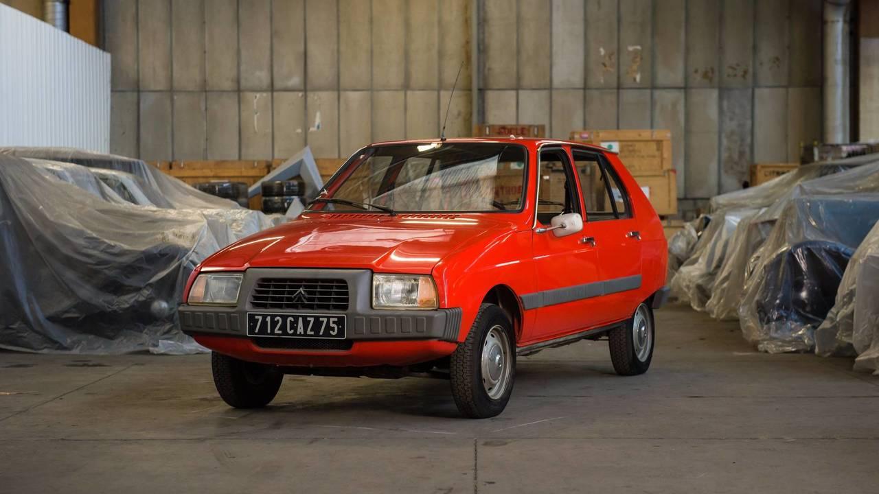 1979 Citroën Visa Super (4 CYL)