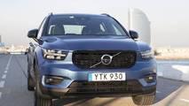 Volvo XC40 2018, primera prueba