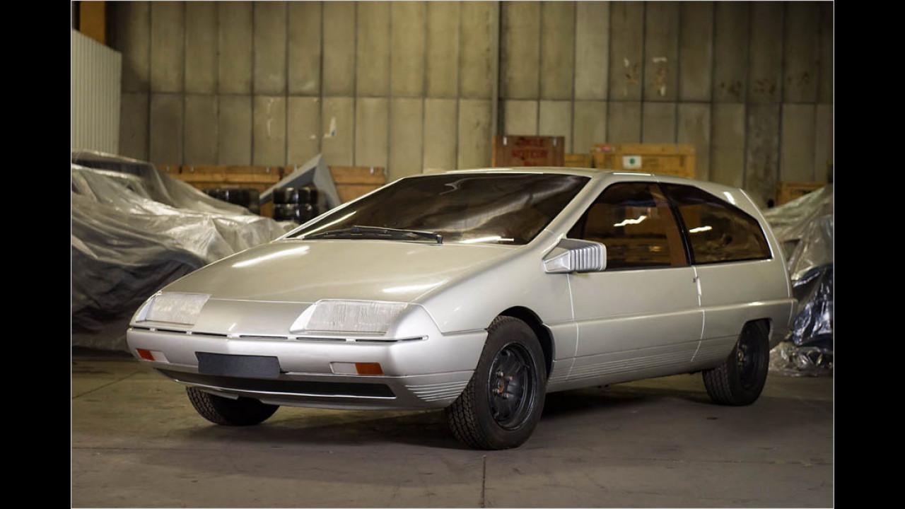 1980 Citroën Xénia Concept
