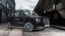 LEVC TX London Taxi