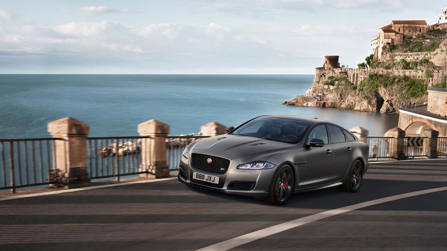 Jaguar'ın yeni süper sedanı: XJR575