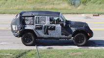 2018 Jeep Wrangler Spy Pics