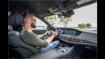 Mercedes-AMG S 63 2017 im Test